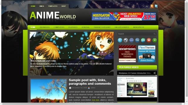 wordpress themes free | Free Stuff Premium